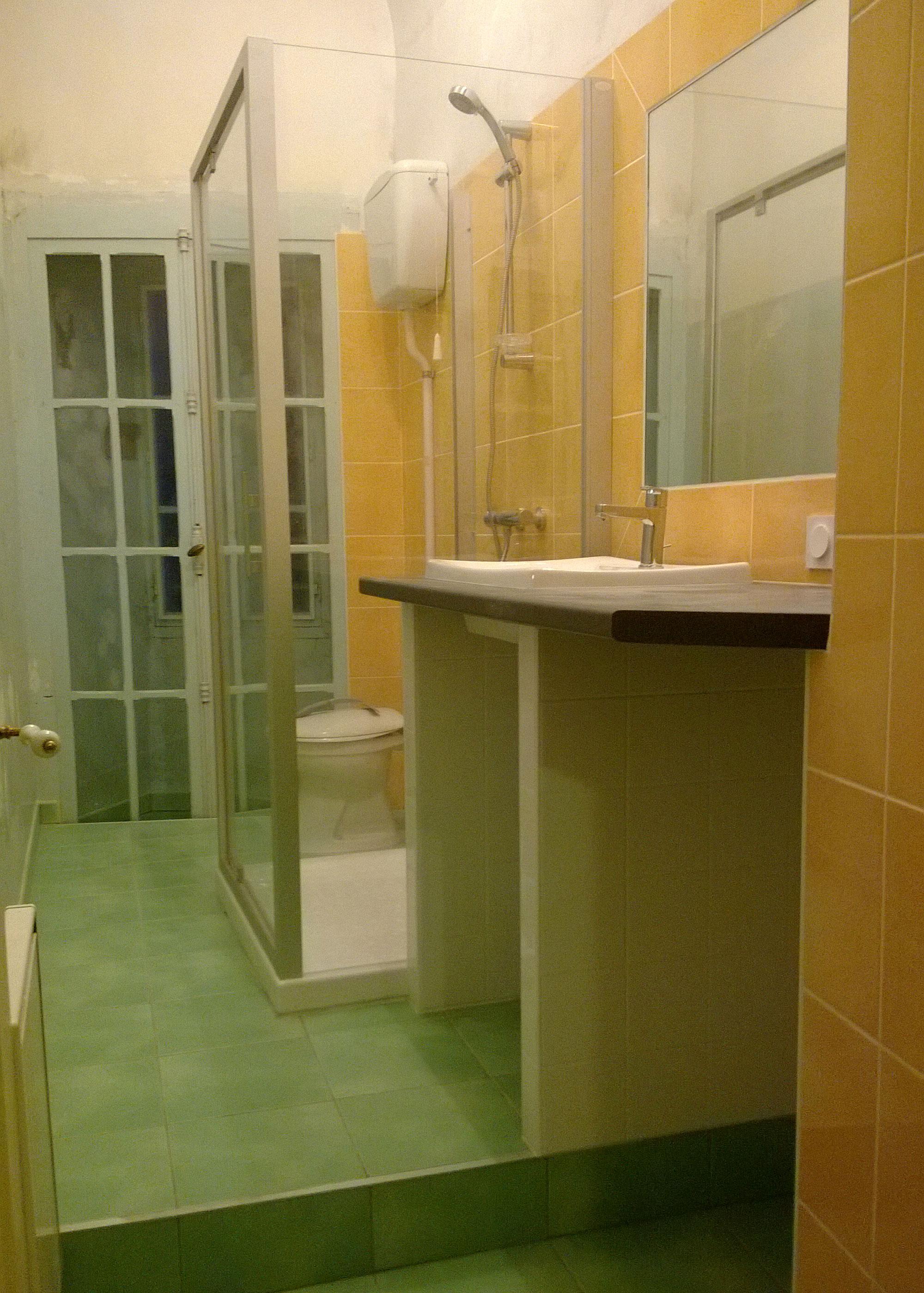 Salle De Bain Renovation Avant Apres ~ salles de bains et douches l italienne l atelier du carrelage